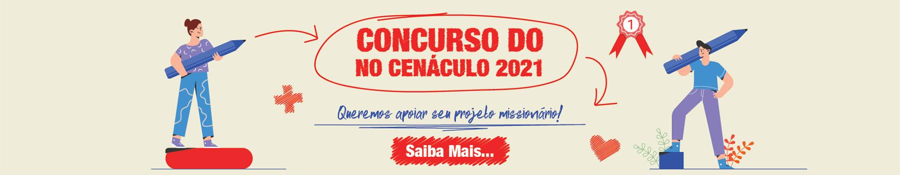 Concurso no Cenáculo 2021