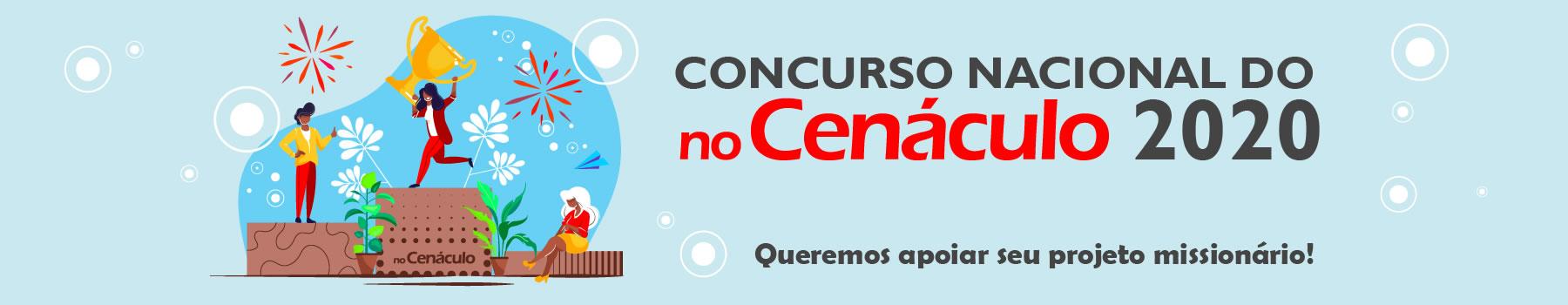 Concurso Nacional do no Cenáculo 2020