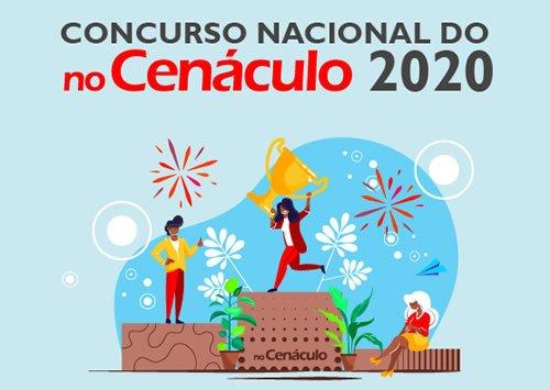Concurso Dia Nacional do no Cenáculo 2020