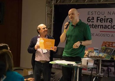 Concurso Dia Nacional do no Cenáculo 2017